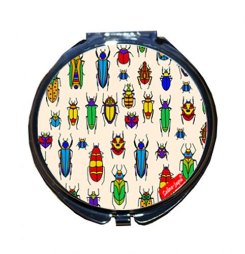 Selina-Jayne Insects Limited Edition Designer Compact Mirror
